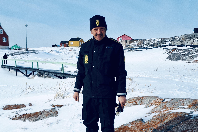 Kommunefoged Lars Fleischer, Oqaatsut