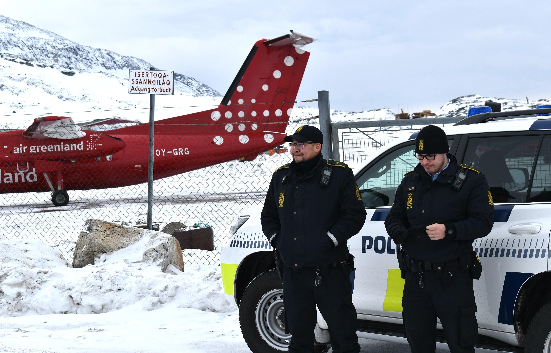 Foto af Nuuk Lufthavn