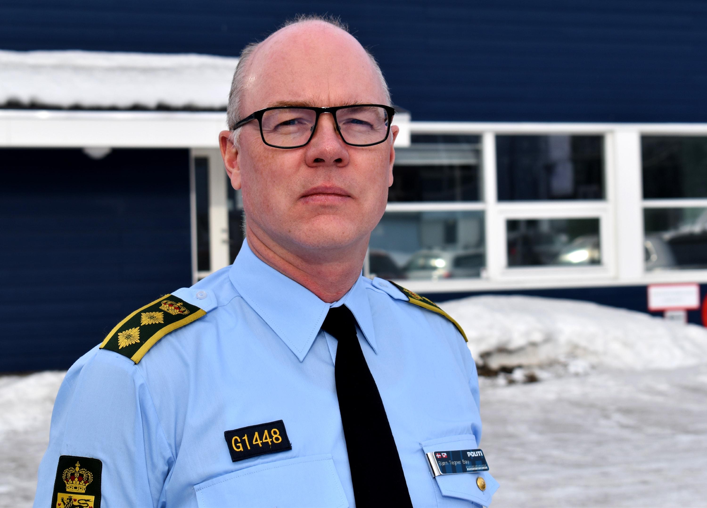 Politimester Bjørn Bay, Grønlands Politi
