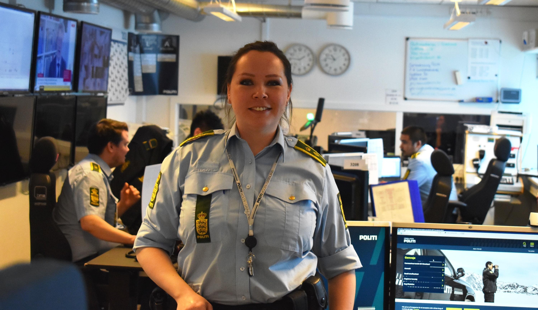 Vagtcentralen i Nuuk